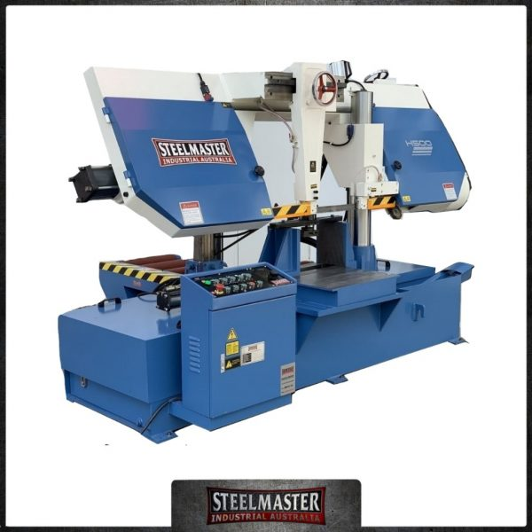 Double Column Bandsaw
