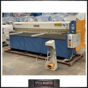 Guillotine Electro Shear Machhine