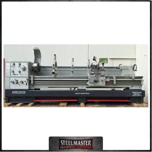 Steelmaster LAthe