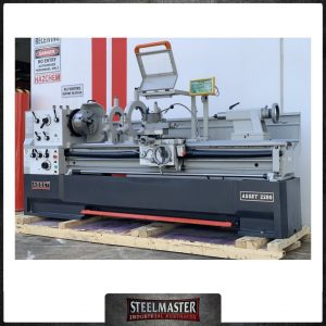 European Big Bore Lathe