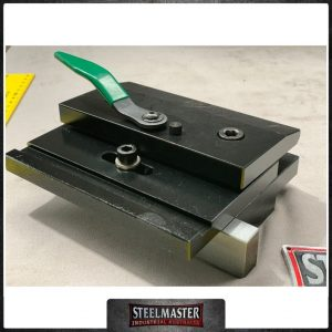 Quick Action Tool Clamp