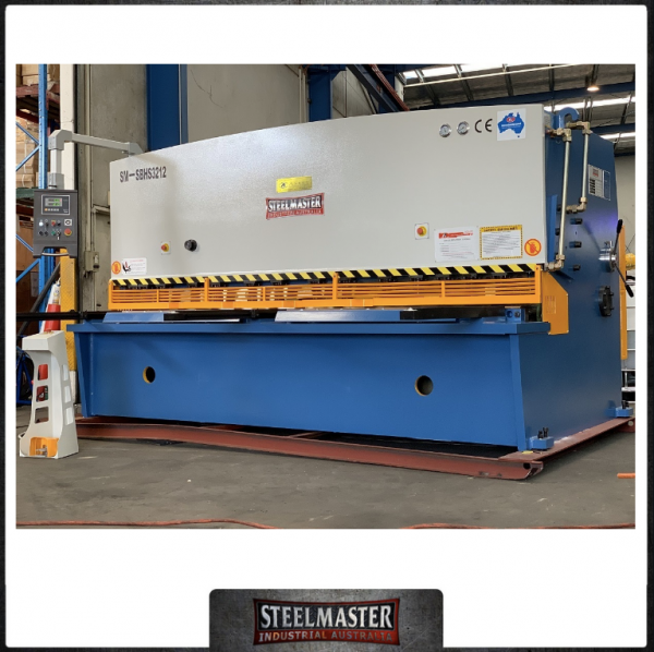 Hydraulic Metalworking Guillotine