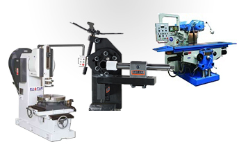Engineering and metal working machinery