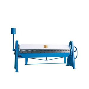 Hydraulic Pan Brake Folders