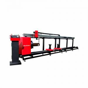 CNC Plasma Cutters - Tube Cutting
