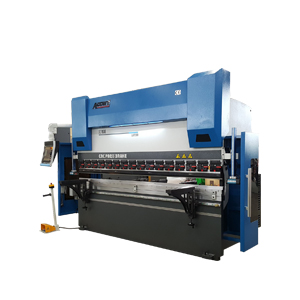 Hydraulic ACCURL CNC5– The Ultimate 5 Axis CNC Pressbrake