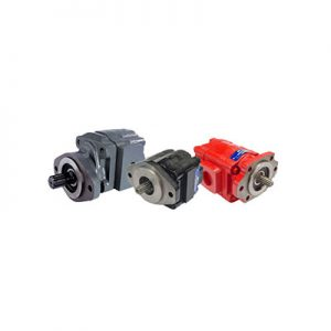 Pumps, Motors & Gearbox