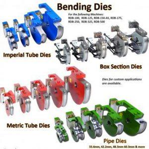 Baileigh Industrial Tube & Pipe Benders